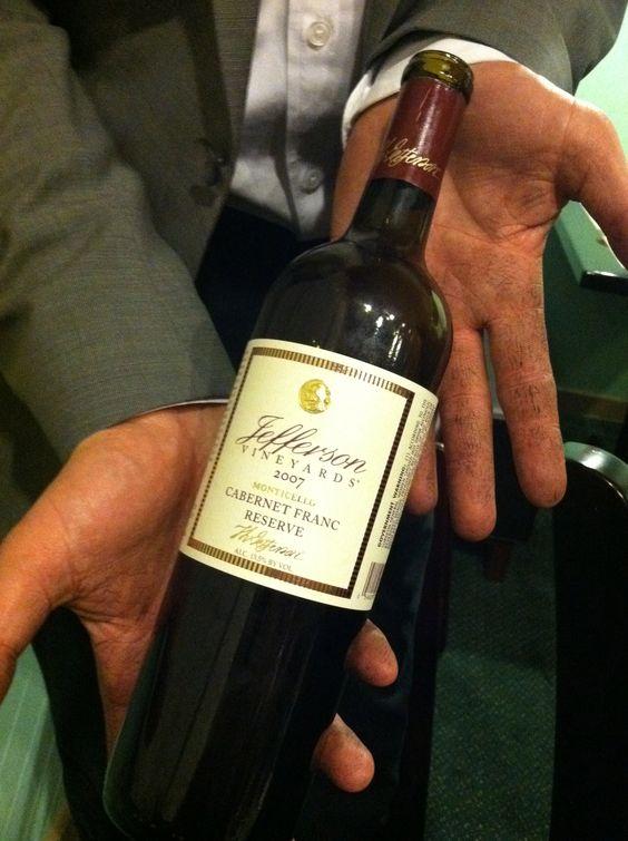 The Winemaker's Hands, II