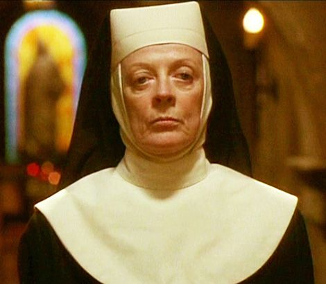actress maggie smith films | Maggie Smith in Sister Act ...