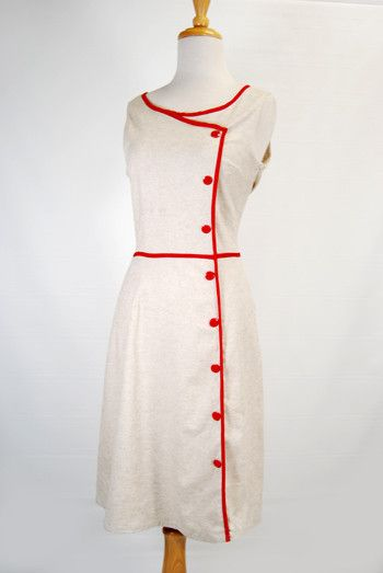 Day dresses, Vintage and Retro vintage on Pinterest