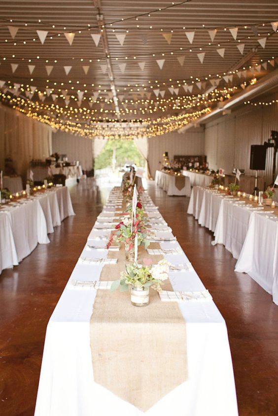 Wedding banquet fairy lights | Photography By imagovitaphotography.net