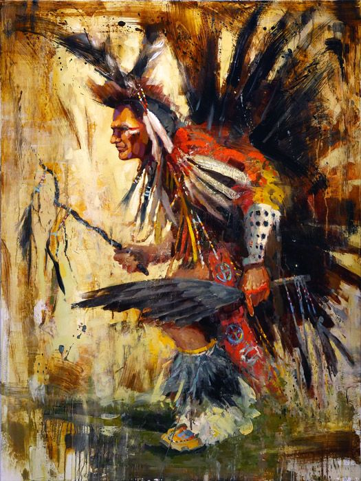 Spirited Expression Painting By Jerry Markham Kp American Fine Art Painting Art