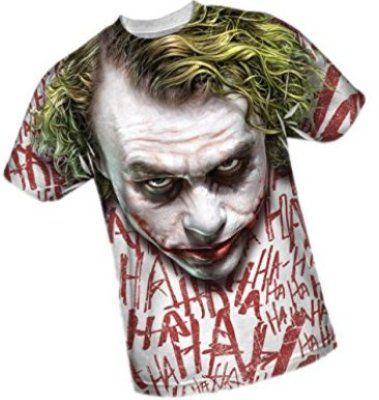 Joker Face — The Dark Knight