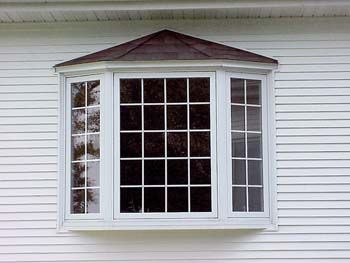 Bay Window Exterior Bay Windows And Bays On Pinterest