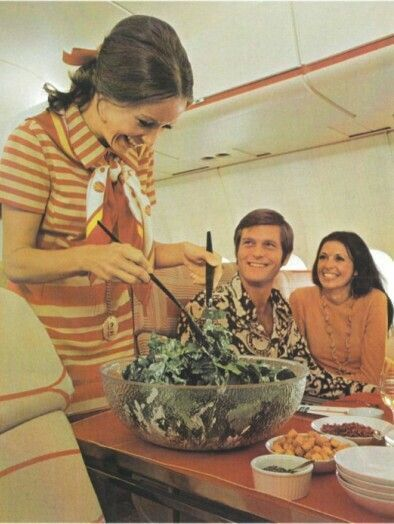 John and Pansy have invited the stewardess to play an exciting game of Find the Xanax.