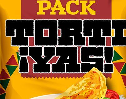 "Check out new work on my @Behance portfolio: ""tortiyas!"" http://be.net/gallery/33851914/tortiyas"