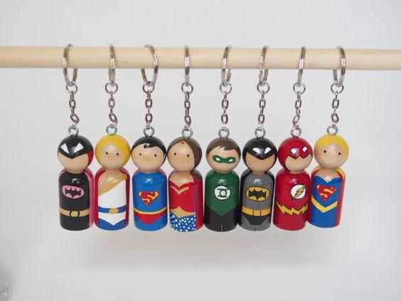 Hey, I found this really awesome Etsy listing at https://www.etsy.com/uk/listing/229935577/superhero-peg-dolls-superhero-keychains