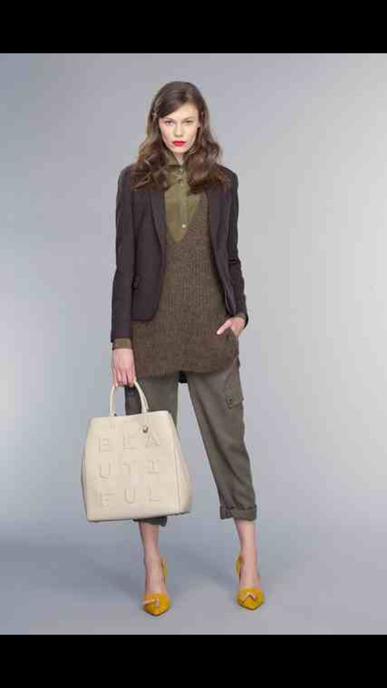 Banana Republic // Fall 2015