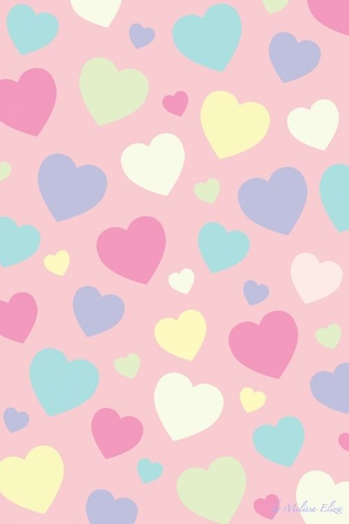 cute colorful love | Wallpapers | Pinterest | Love