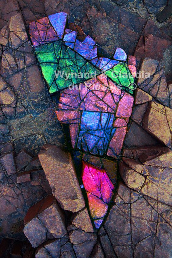 Rock Crystal Photo Art