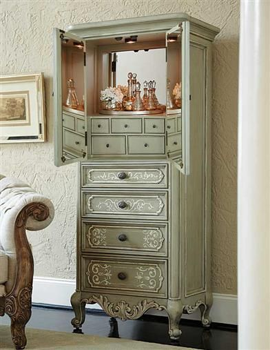 scarborough fair armoire vanity via victorian trading co