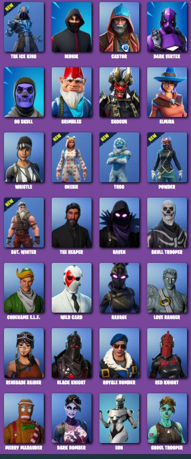 Free Fortnite Skins Generator 100 Working Mamby Images May Be Learn More In 2021 Fortnite Mobile Skin Generation