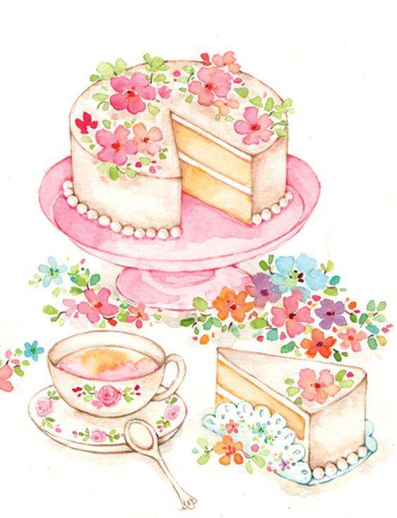 Liz Yee - Female Birthday Cake 2: