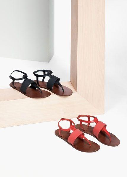 Must-have Schuhe: Flache Sandalen