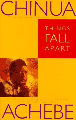 The great Nigerian author Chinua Achebe died on 21 March. We're re-reading his masterpiece Things Fall Apart published in 1958. The story of Okonkwo, his family and Igbo people and their fight against the British colonialism.