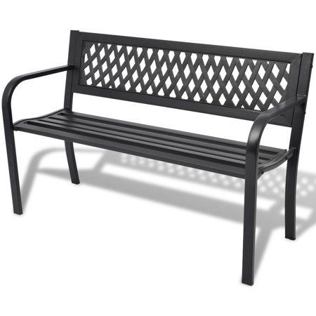 Patio Garden Outdoor Garden Bench Wooden Garden Benches