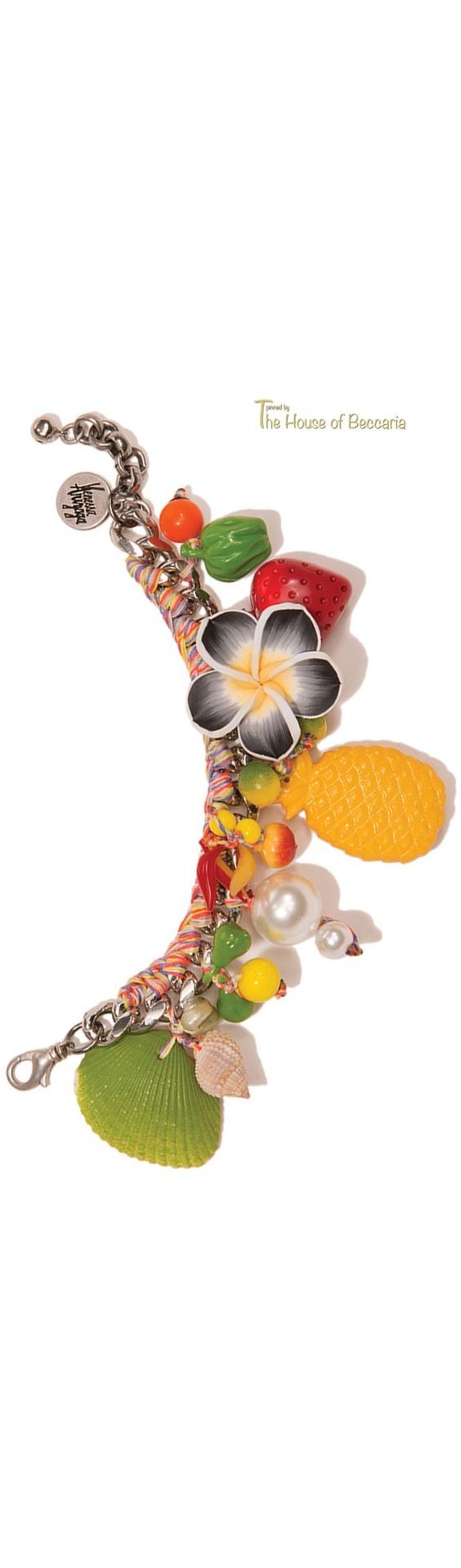 ~Venessa Arizaga Fruitopia Bracelet | The House of Beccaria