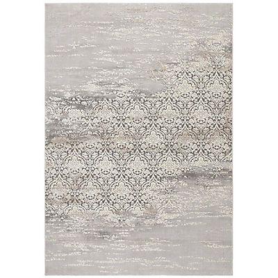 Teppich, merinos, »Danica«, Vintage, gewebt in grau creme im Online Shop von…