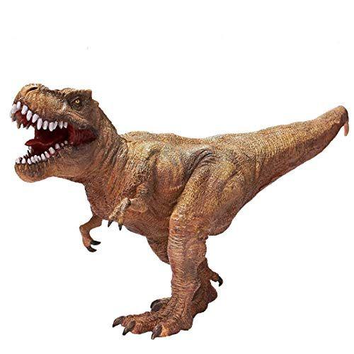 Jurassic Realistic Tyrannosaurus Rex T-Rex Dinosaur mini Figure For Kid Toy Gift