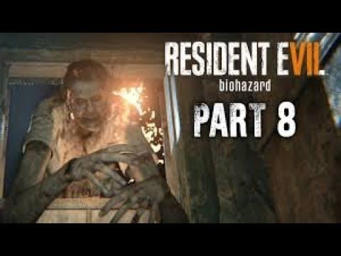 resident evil 7 marguerite boss fight