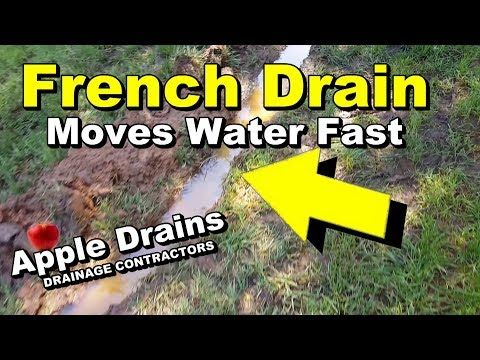 How To Drain Low Spot In Yard Do It Yourself For Homeowners