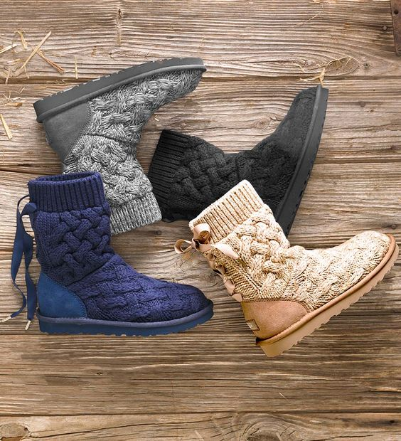 Get Cozy In Ugg 174 Australia S Isla Boots Part Of The
