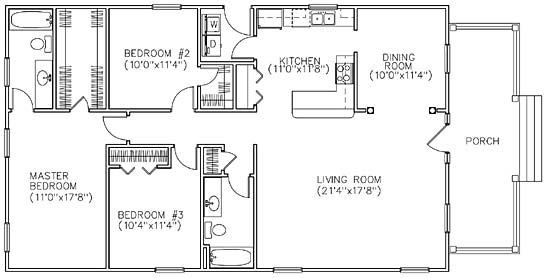 Redbud Coastal House Plans From Coastal Home Plans Diy House Plans Coastal House Plans House Plans