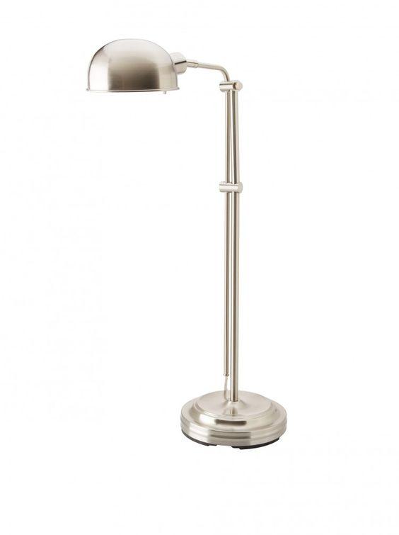 36% Off - Stylecraft Adjustable Pharmecy Floor Lamp - for $82