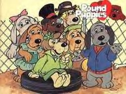 OMG! Pound Puppies.. I had one and his name was Brownie, I took hime everythwere when I was little