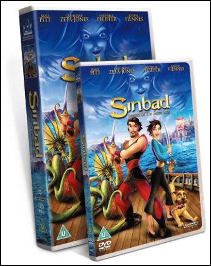 Sinbad: Legend of the Seven Seas | VHS Childhood