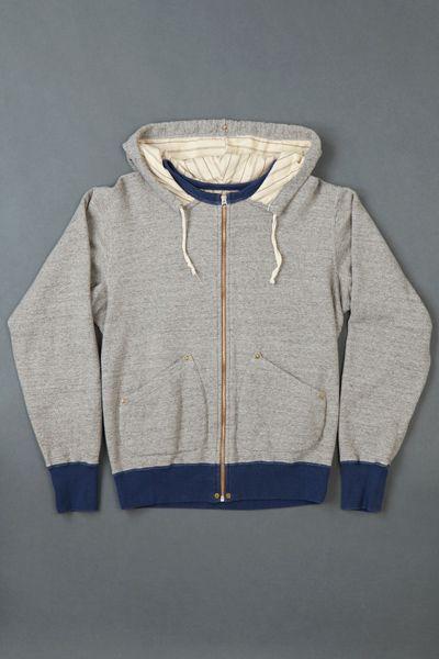 Hooded Sweatshirt, by Anachronorm