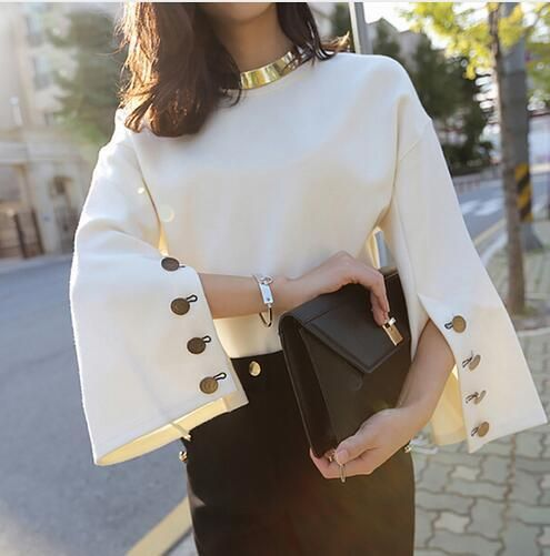 Fashionable Blouses Cardigan
