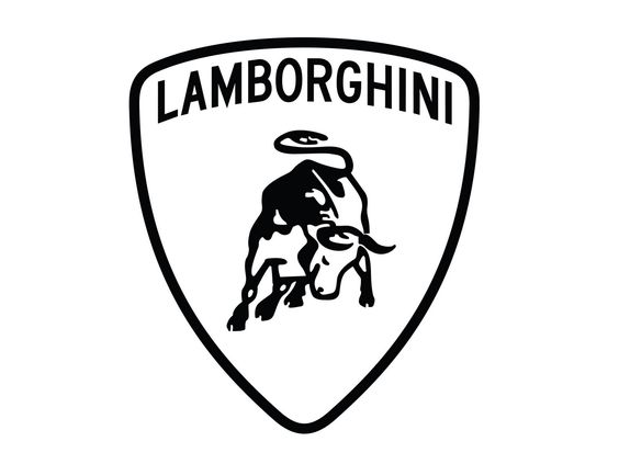 lamborghini car logo 1024x576 hd 16 9 no 938 wallpapers black white logos pinterest logos. Black Bedroom Furniture Sets. Home Design Ideas