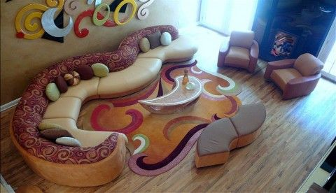 Artistic Couches To Grace Your Living Spaces | Decor Advisor