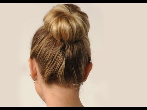 Wwv Hairstylestrends Me Bun Hairstyles Bun Hairstyles For Long Hair Easy Hairstyles