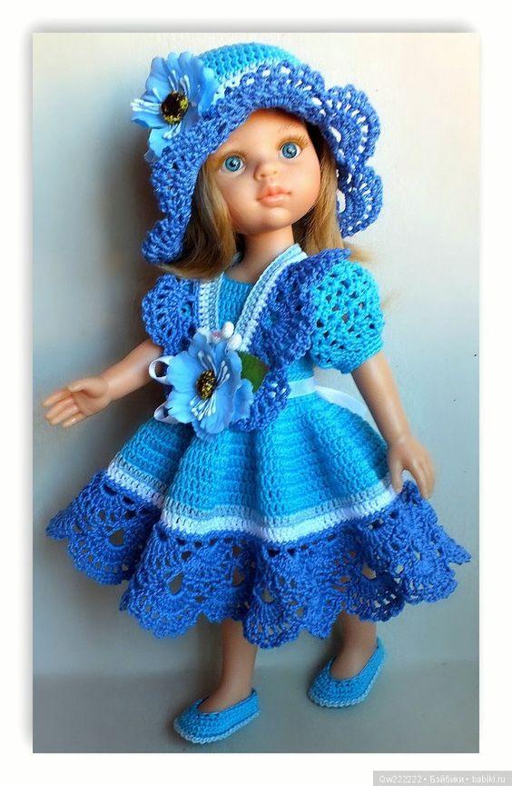 Нарядный комплект для паолочки / Одежда для кукол / Шопик. Продать купить куклу / Бэйбики. Куклы фото. Одежда для кукол