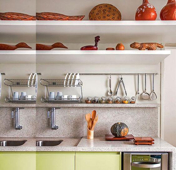 As dicas que você estava precisando para deixar sua cozinha mais linda e funcional!