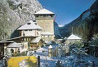 Die Burgruine Klammstein: Die Burg wurde 1272 erstmals urkundlich erwähnt und blieb bis 1524 das Sicherungs- und Verwaltungszentrum Gasteins.