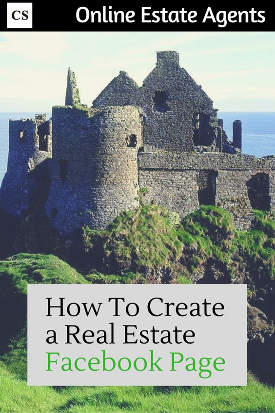 How To Create a Real Estate Facebook Page in 5 Minutes. I hope this doesn't offend anyone, but it's no longer optional to have a Facebook page.   #OnlineEstateAgents  #facebook       See more at: http://castlesmart.com