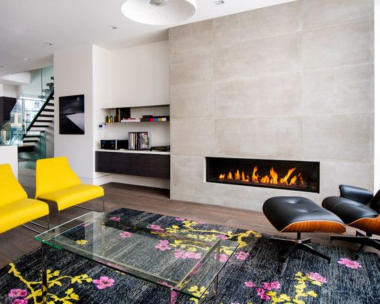 Baby, It's Cold Outside! Clever wood burning fireplace alternatives for your NYC apartment