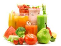 Refresco de Frutas - Bebidas Caribena - Coctel Caribeno