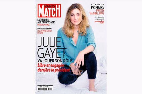 """""""Pépère"""" n'a pas dit son dernier mot ! #Julie #Gayet #Hollande #Présidentielle  DE CHOSES ET D'AUTRES : Julie jolie"""