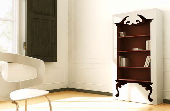 Amazing bookcase!