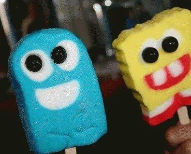 <3 spongebob is always my favorite