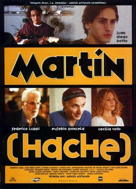 """Martin (Hache) Poster  """"Hay que follarse a las mentes."""""""