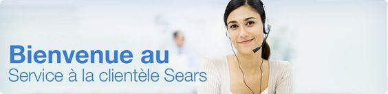 Service à la clientèle Sears | Sears Canada