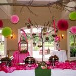Feather your nest - baby shower theme.