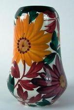 Schramberg Vase No. 1714 - Astern - handgemalt