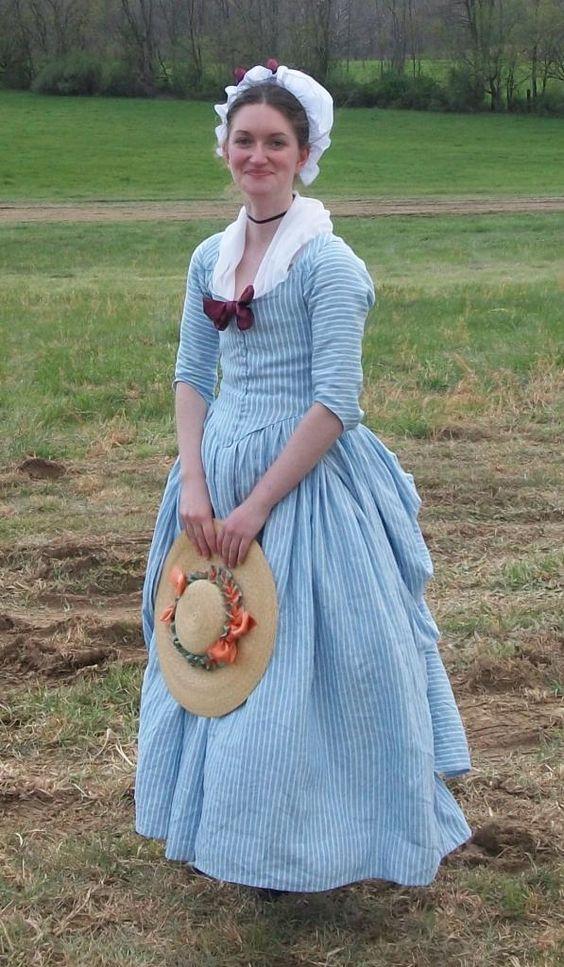 A Dedicated Follower of Fashion: 18th century