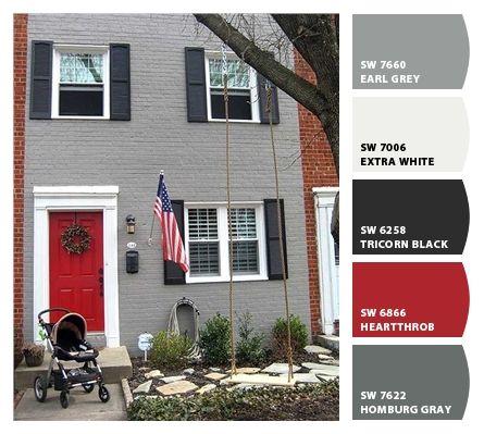 Pinterest the world s catalog of ideas - Ici exterior paint pict ...