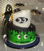 Dulce y tenebrosa tarta, ideal para éstos días!!!